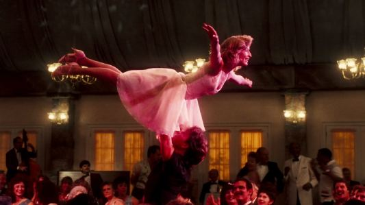 Resultado de imagem para dirty dancing comparação 1987 2017