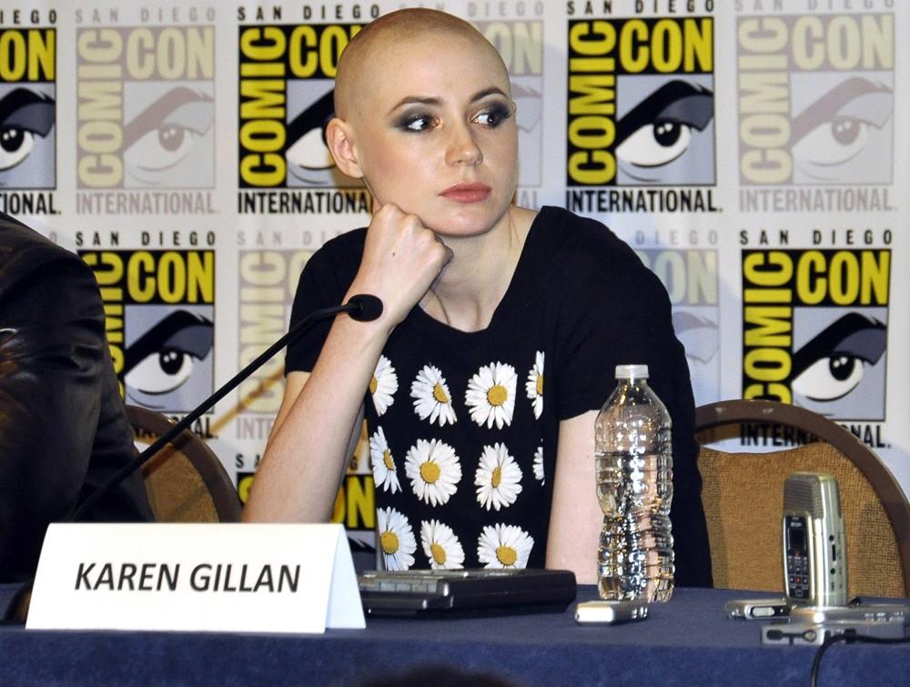 Karen Gillan – A gar...